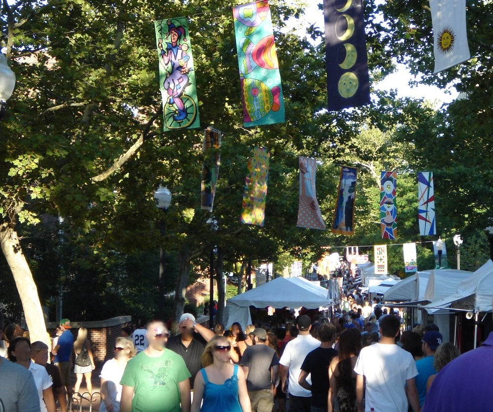Central Pennsylvania Festival of the Arts: 403 S Allen St, State College, PA