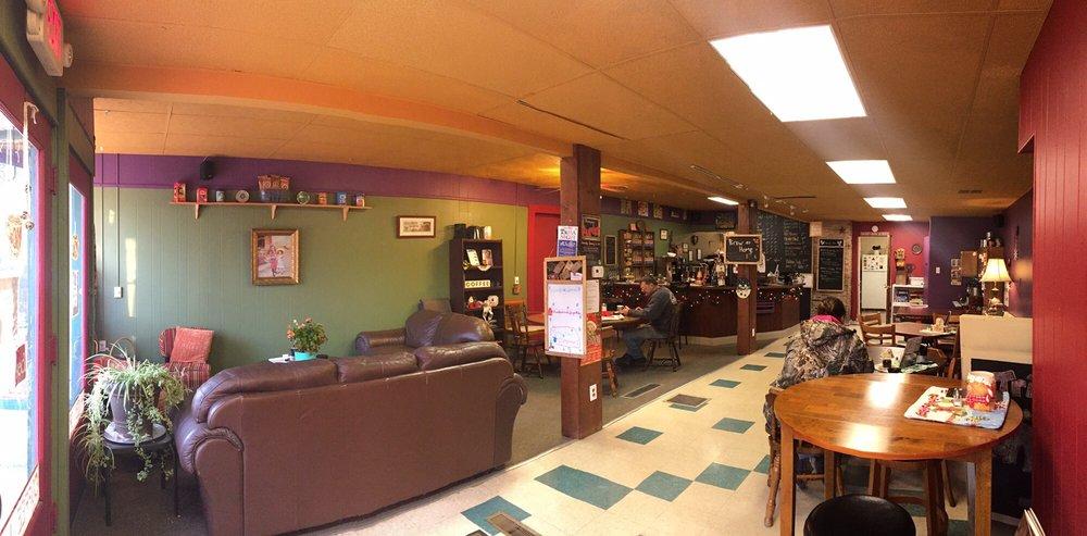 McFadden Coffee Co: 211 Main St, Dansville, NY