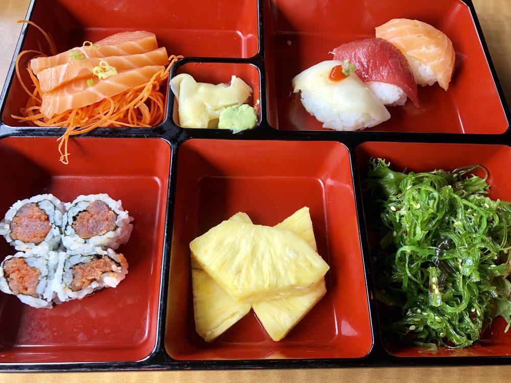 Sumo Sushi & Hibachi: 1167-1 E Marion St, Shelby, NC