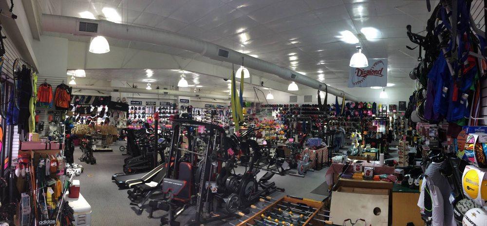Play It Again Sports: 890 Greenville Blvd SW, Greenville, NC