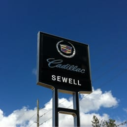 photo de sewell cadillac of houston houston tx tats unis sign. Cars Review. Best American Auto & Cars Review