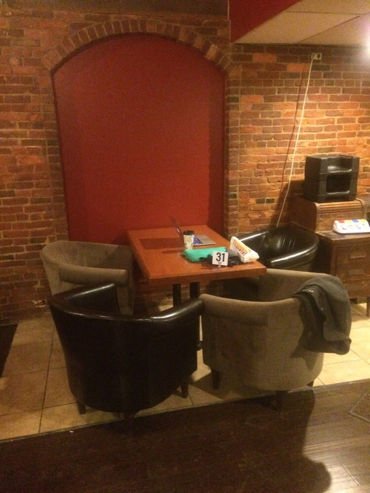 Brumby's Coffeehouse and Pizzeria: 96 Main St, Bellville, OH