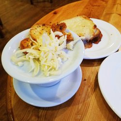 Photo Of La Claine Columbus Oh United States French Onion Soup And