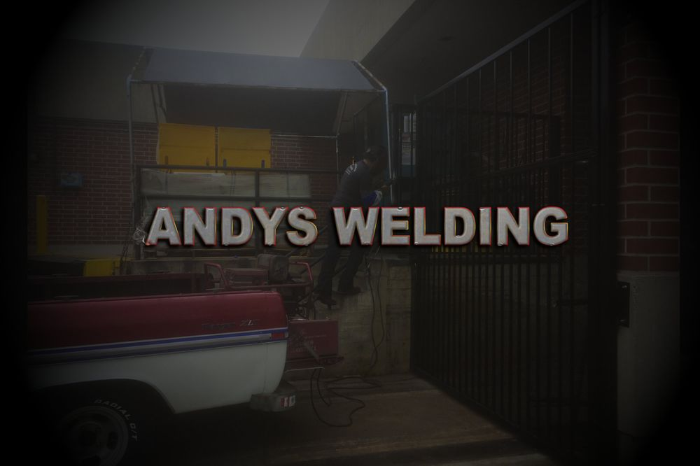 Andy's Welding Shop: 518 N 2nd Ave, Covina, CA