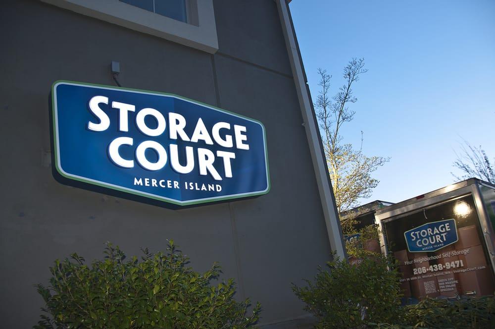 Storage Court   Mercer Island   13 Photos   Self Storage   8501 SE 68Th St, Mercer  Island, WA   Phone Number   Yelp