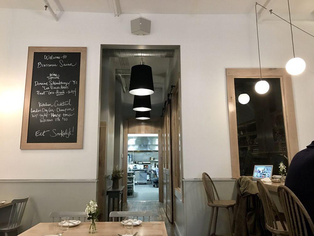 Photo Of Brasserie Saison   Charlottesville, VA, United States. Very Nice Interior  Design
