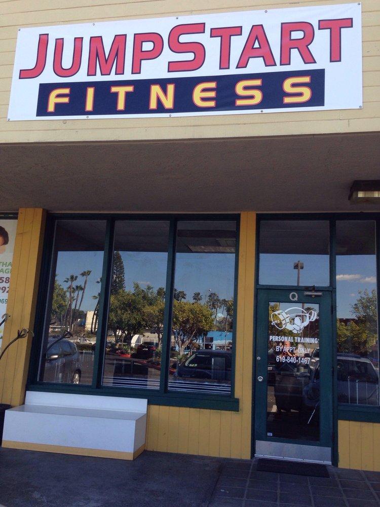 Jump Start Fitness: 6663 El Cajon Blvd, San Diego, CA