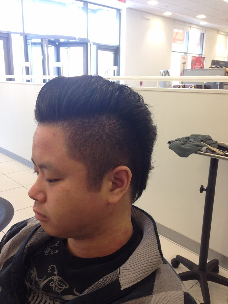 Mens Haircut By Ginger Yelp