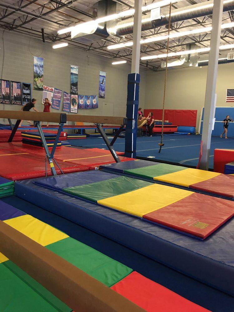 Inspirit Gymnastics: 958 E Rodeo Rd, Casa Grande, AZ