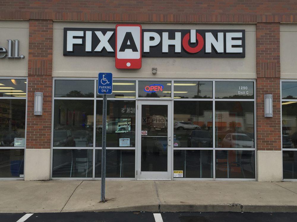FixAPhone: 1290 Bridge St, Chillicothe, OH