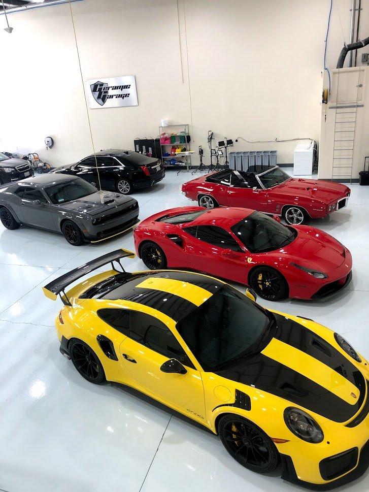 Ceramic Garage: 500 Glass Ln, Modesto, CA