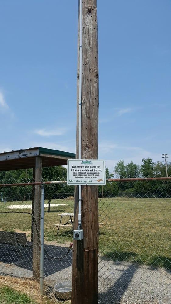 Morristown Dog Park At Jaycee Field: 1726 Dalton Ford Rd, Morristown, TN