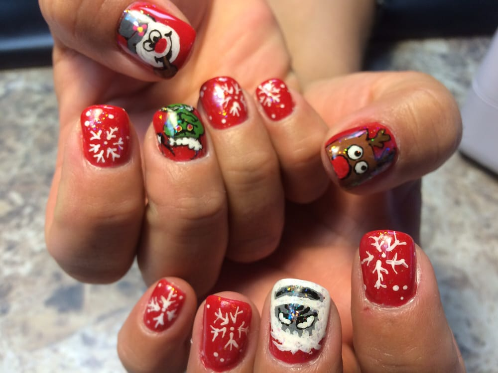 Photo Of Sy Nails By Brenda West Bend Wi United States Wow