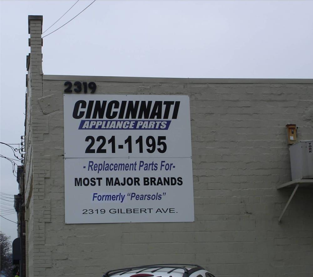 Cincinnati Appliance Parts Appliances Amp Repair 2319