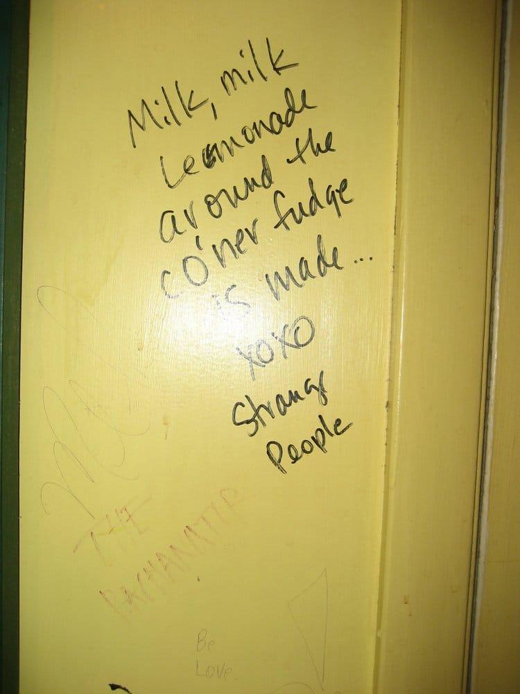 Lovely Bathroom Poetry Yelp - Bathroom poetry