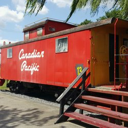 Photo Of Red Caboose Motel Restaurant Ronks Pa United States