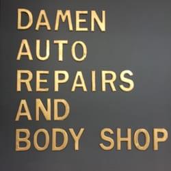 Damen auto repair body shop 52 photos 303 reviews body photo of damen auto repair body shop chicago il united states solutioingenieria Images
