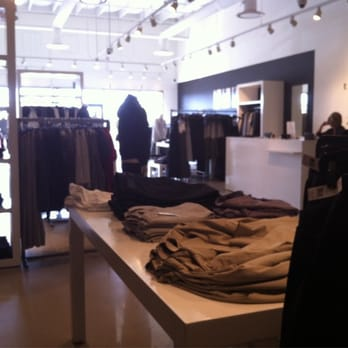 1ee5cb711a Photo of Theory Outlet - Carlsbad, CA, United States. Pretty big  rectangular interior
