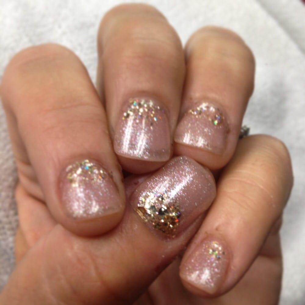 Photo Of Nail Designs By Jamie Santa Clarita Ca United States Champagne
