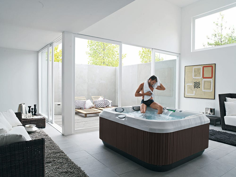 Jacuzzi J315 Two Person Spa - Yelp