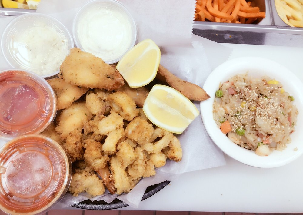 Social Spots from Cajun Boiled Seafood CT