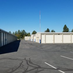 Photo of About Space - Spokane WA United States. Storage units of all & About Space - Get Quote - Self Storage - 3715 E 55th Ave Spokane ...