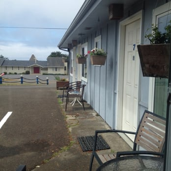 Photo Of Ya Tel Motel Yachats Or United States View From
