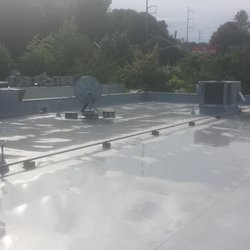 Photo Of Lakeside Roofing   Kent, WA, United States. TPO Roof.