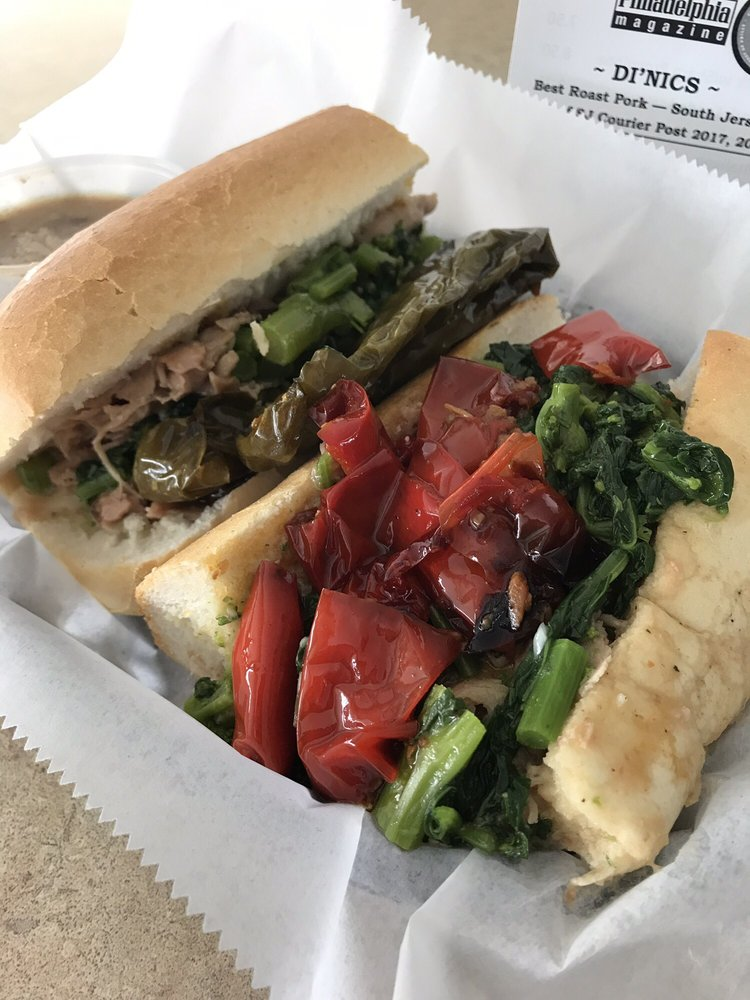 Dinic's Oven Roasted Beef and Pork: 310 Black Horse Pike, Mount Ephraim, NJ