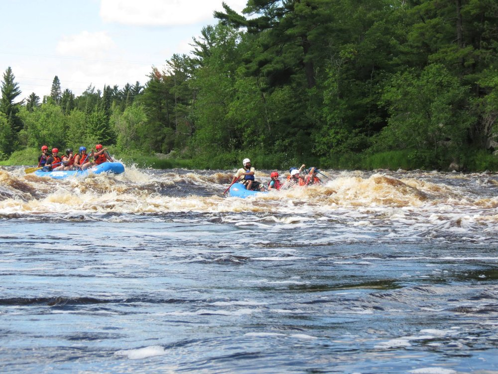 Minnesota Whitewater Rafting: 3214 River Gate Ave, Cloquet, MN