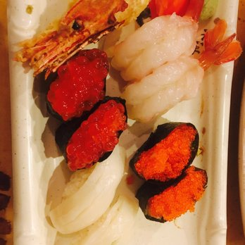 Photo of Hanaroo Sushi Bar   Little Rock  AR  United States  Nigiri