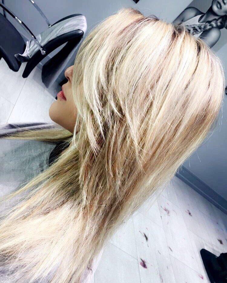Amazing Haircut Done By Jennifer She Layered My Bangs Amazing And