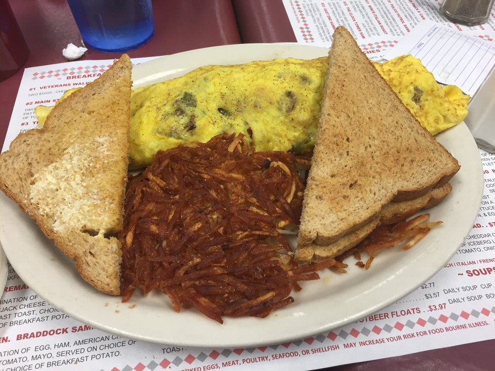 Main Street Deli & Cafe: 535 W Main St, Mt Pleasant, PA
