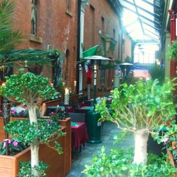 Don Marco Restaurant Manchester Menu