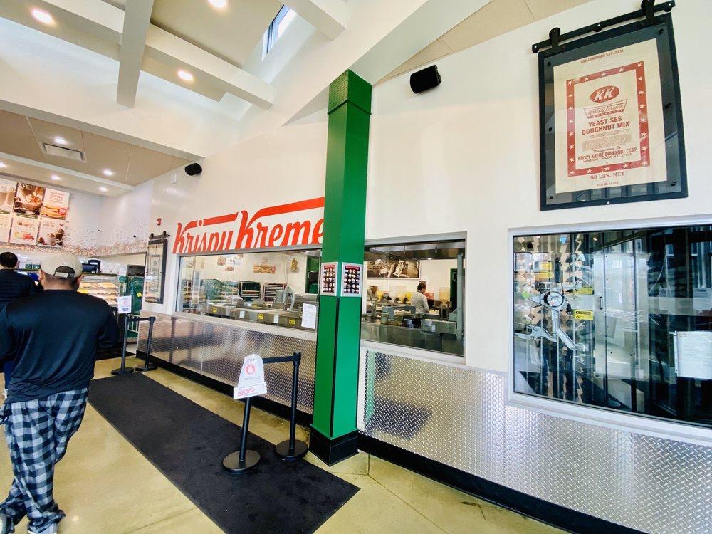 Krispy Kreme: 51 NJ-17, East Rutherford, NJ
