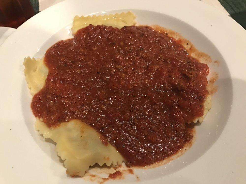 Peppino S Italian Restaurant: Ravioli