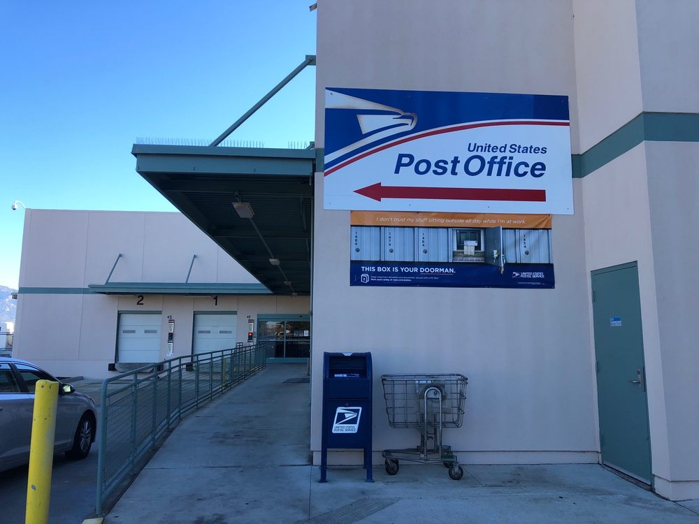 US Post Office: 400 Storke Rd, Goleta, CA