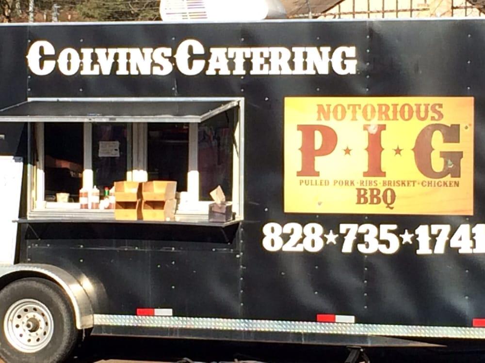 Notorious Pig Food Trucks 3275 Us Hwy 441 S Sylva Nc