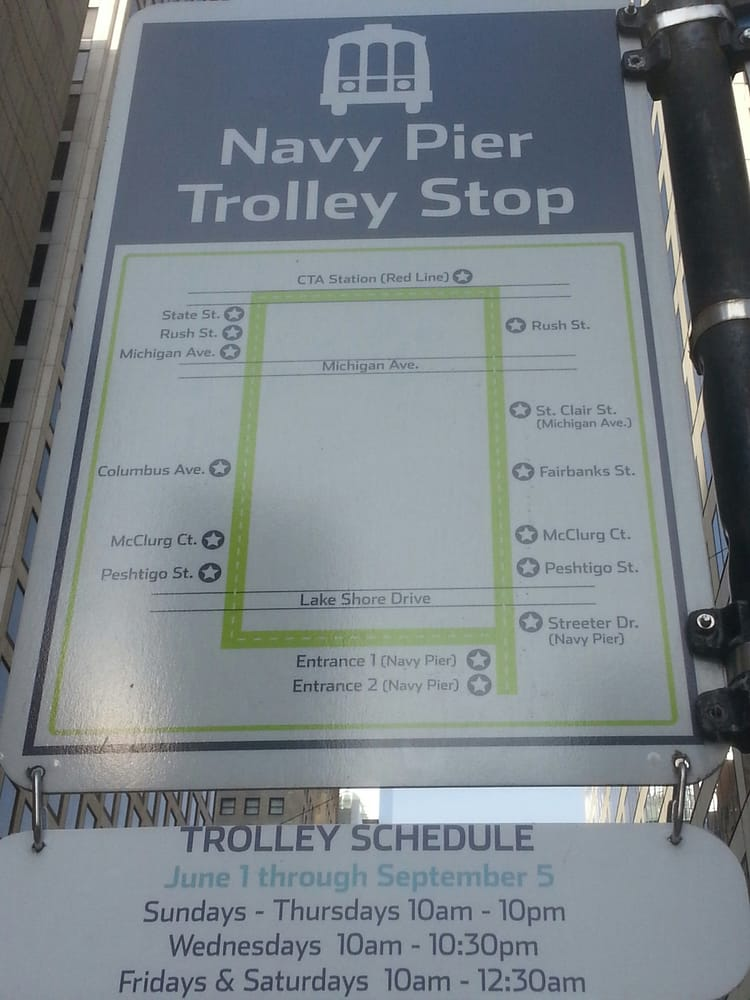 Chicagos Free Trolley System 19 Reviews Public Services