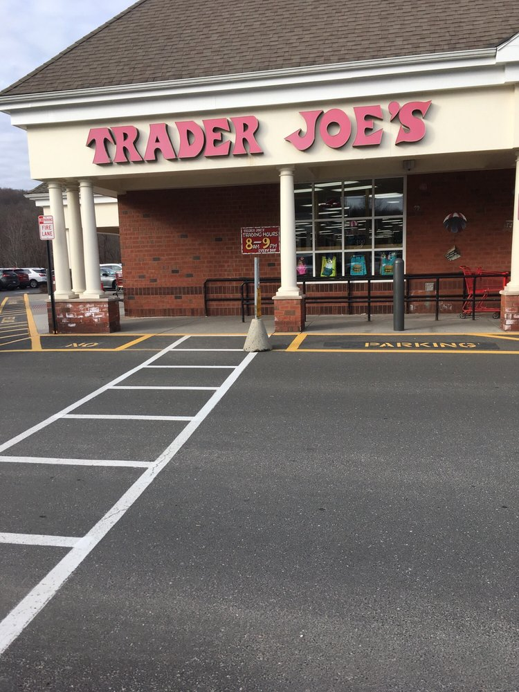 The front of Trader Joe's - Yelp