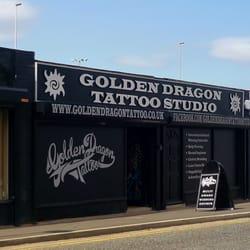 Golden Dragon Tattoo Studios Tattoo 135 Brook Street