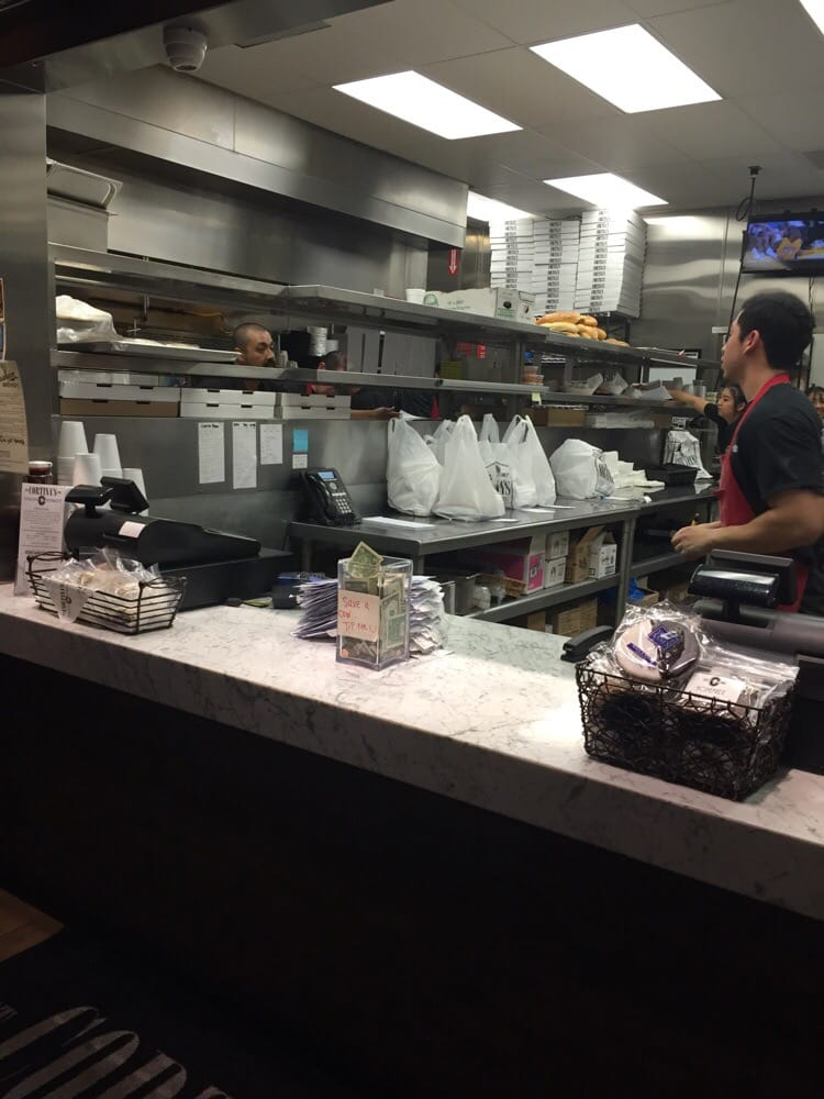 Counter to order opens into the kitchen yelp - Cortinas anaheim ...