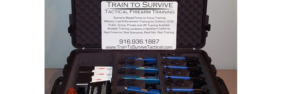 Photos for Train To Survive Tactical Firearm Training - Yelp