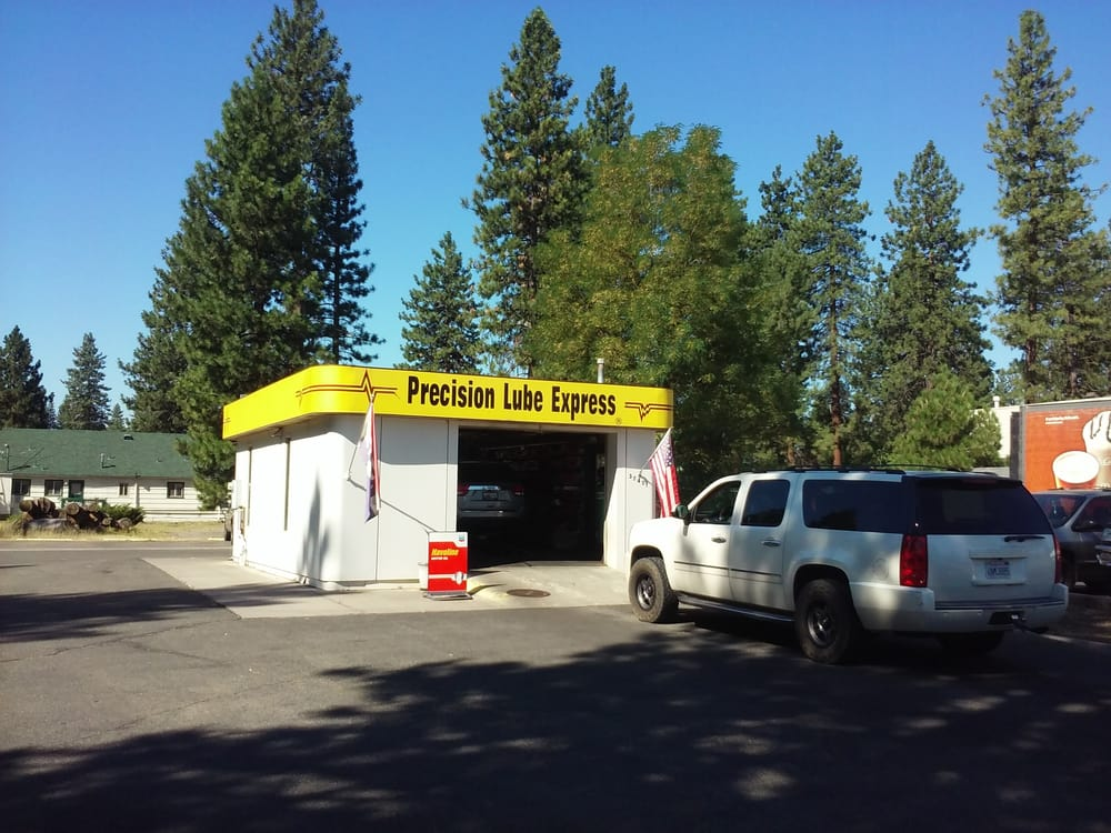 Precision Lube Express: 37451 Enterprise Dr, Burney, CA