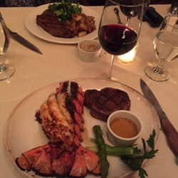 Beau Photo Of Cellar Door Steakhouse   Ridgefield, CT, United States. Grilled  Lobster Tail