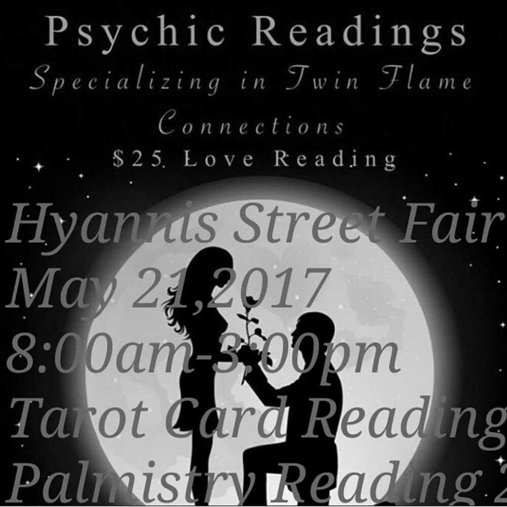 Social Spots from Hyannis Psychic Readings