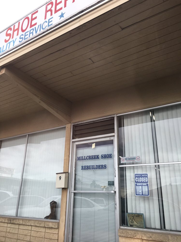 Millcreek Shoe Rebuilders: 2343 E 3300th S, Salt Lake Cty, UT