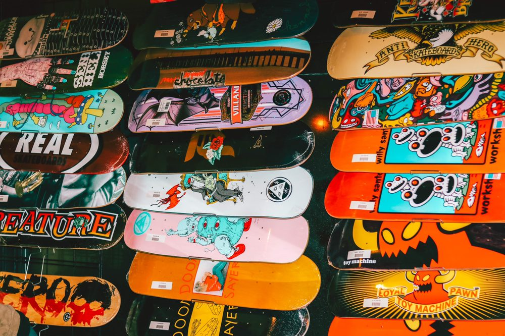 Kerosene Skate Shop: 106 S Main St, Joplin, MO