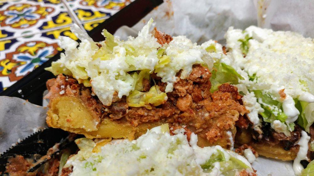 El Patron Taco Shop: 9467 Jamacha Blvd, Spring Valley, CA