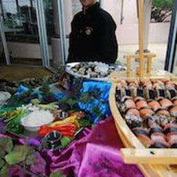 Attractive Photo Of Delectables Fine Catering   Palm Harbor, FL, United States. Sushi  Station